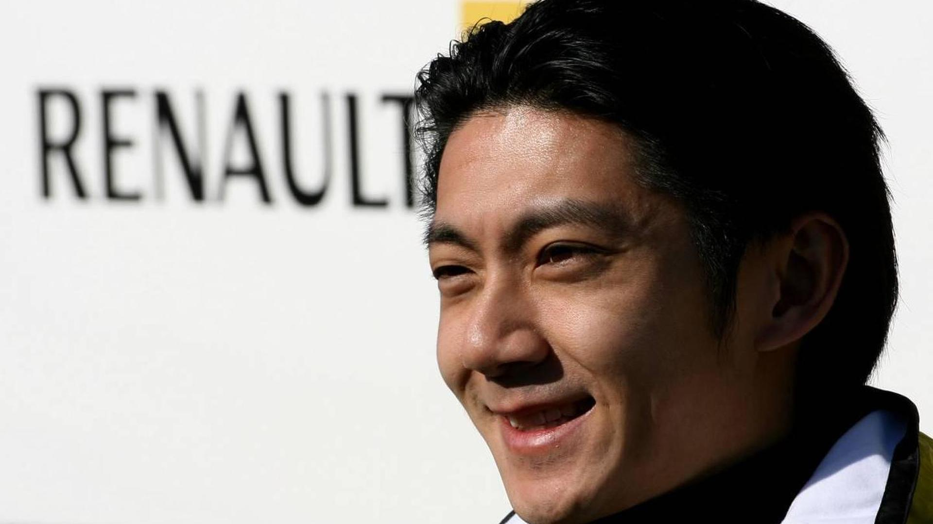 Tung set to drive Renault in Friday practice