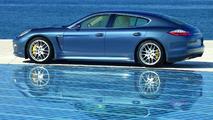 Porsche electric drive development announced; Panamera S Hybrid due in 2011