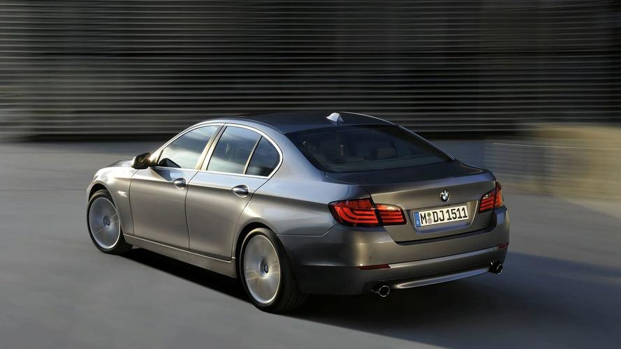 BMW ActiveHybrid 5 Set to Debut in Geneva