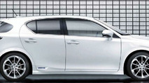 Lexus CT 200h leaked photos - 1600 - 23.02.2010