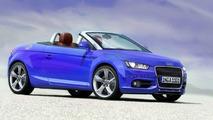 Audi A1 Cabrio Reveals Engines