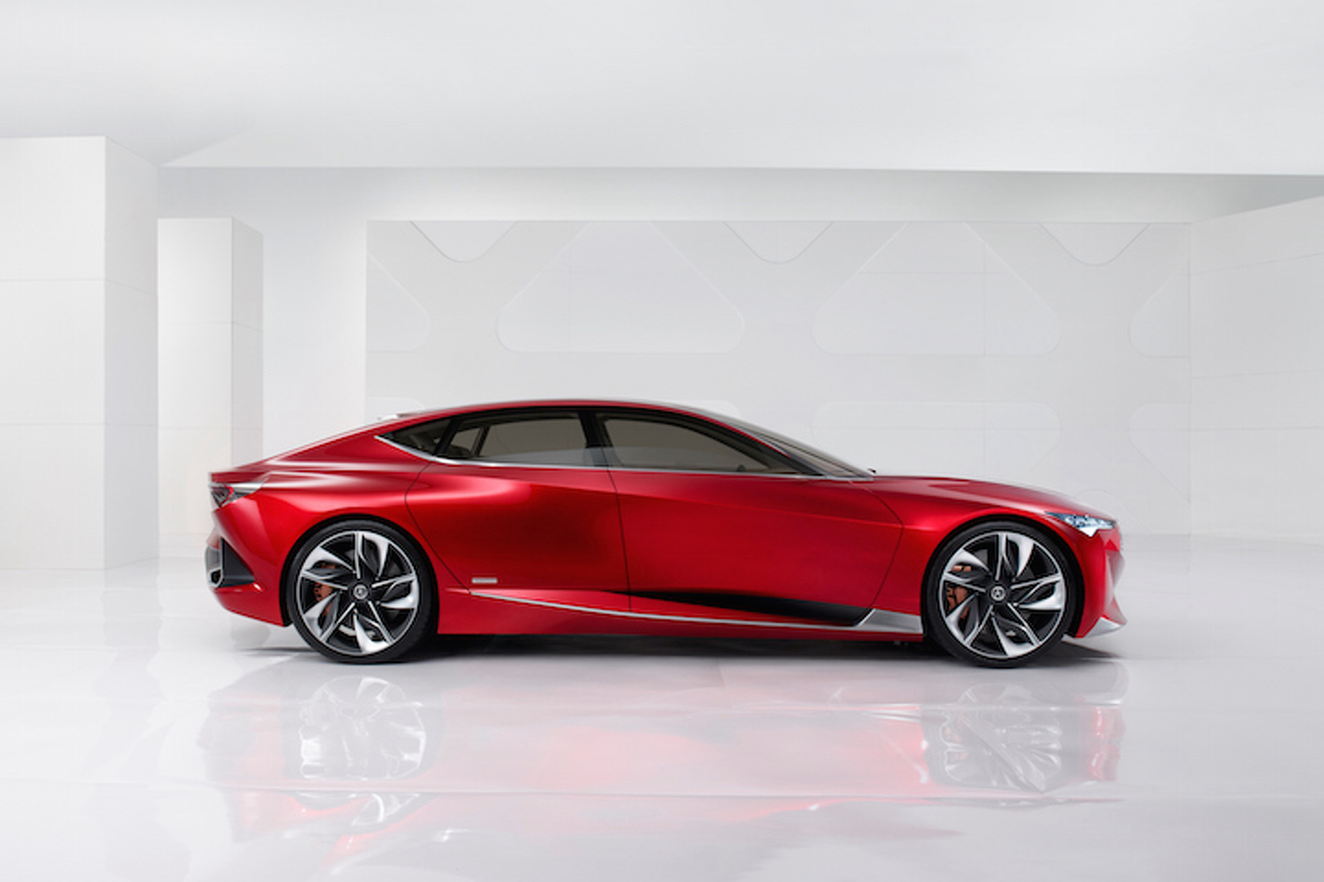 The Edgy Acura Precision Concept is a Geometry Professor's Fantasy