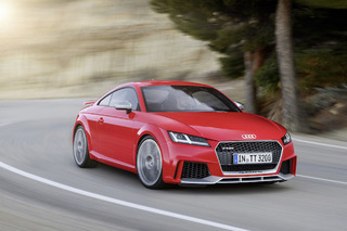 400HP Audi TT RS Looks Ready To Throw Down
