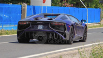 Lamborghini Aventador Superveloce Roadster confirmed for August 14 reveal; limited to 500 units