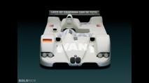 BMW V12 LMR Jenny Holzer Art Car