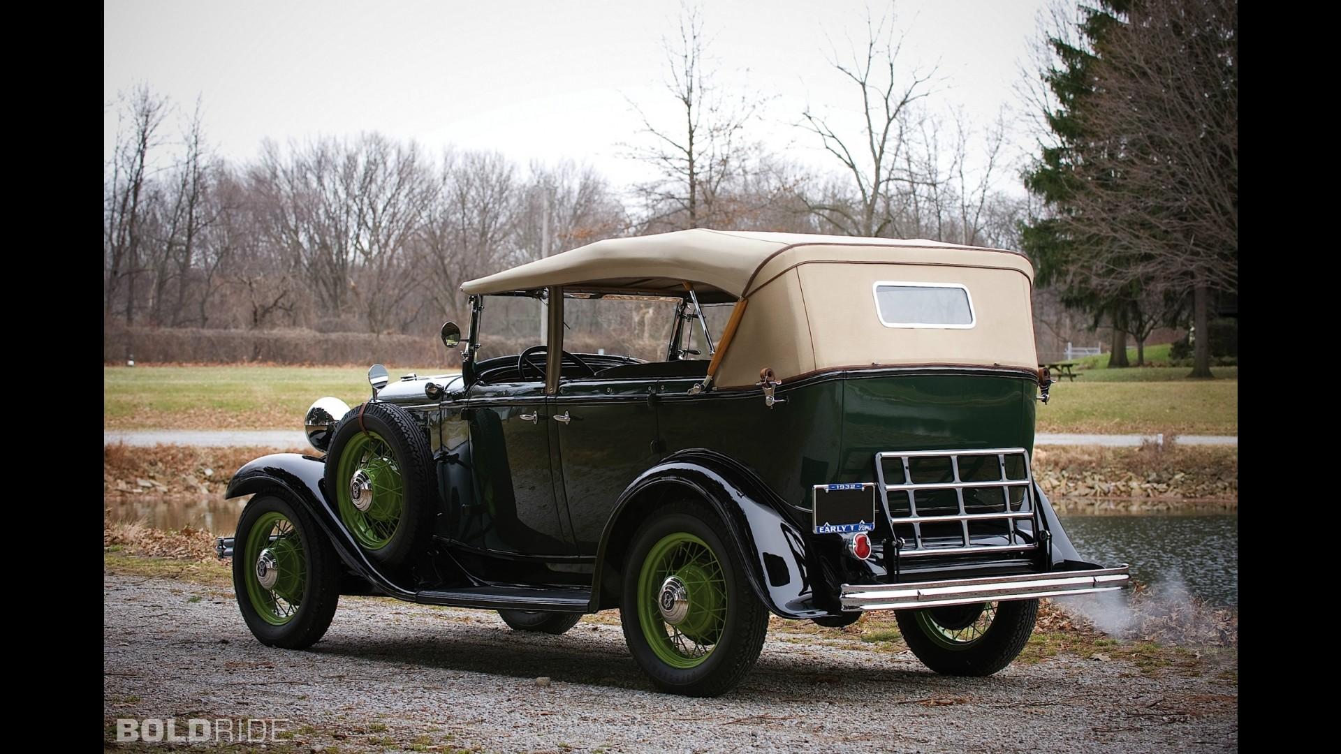 Ford Model 18 Phaeton
