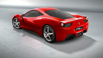Ferrari 458 Italia In Motion [Video]