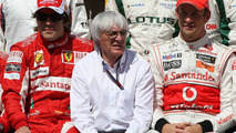 F1 to wait before 'bore' reaction - Ecclestone