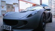 All Carbon Fiber Lotus Elise