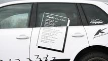 Cargraphic Porsche Cayenne race taxi revival 11.05.2010