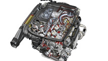 New Mercedes-Benz 3.5 liter V6 engine 07.05.2010