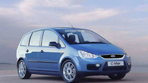 Ford Focus C-Max Facelift Artist Impression