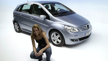 Mercedes-Benz B-Class Apple iPod integration