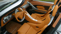 Porsche Carrera GT Interior by Mattes