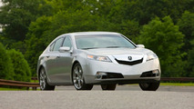 All New 2009 Acura TL Revealed