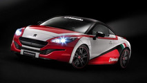 Peugeot RCZ R Bimota revealed with 304 HP