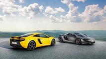 McLaren 625C makes public debut at Guangzhou Auto Show