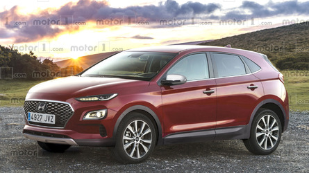 Hyundai's Juke rival loses camouflage in speculative render