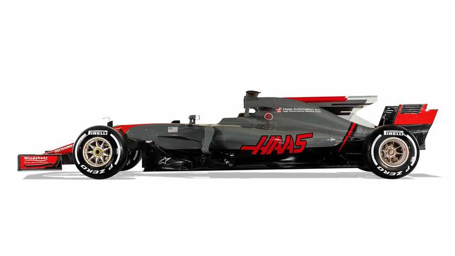 Formule 1 - Haas F1, la monoplace de l'an II