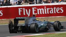 Heat on Pirelli after tyre-exploding British GP