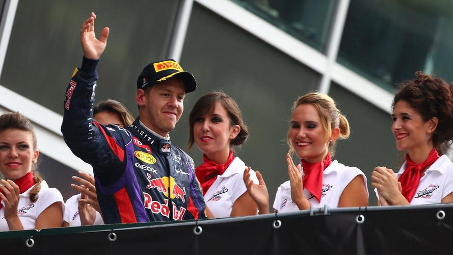 Vettel to be Ferrari's next signing - Webber