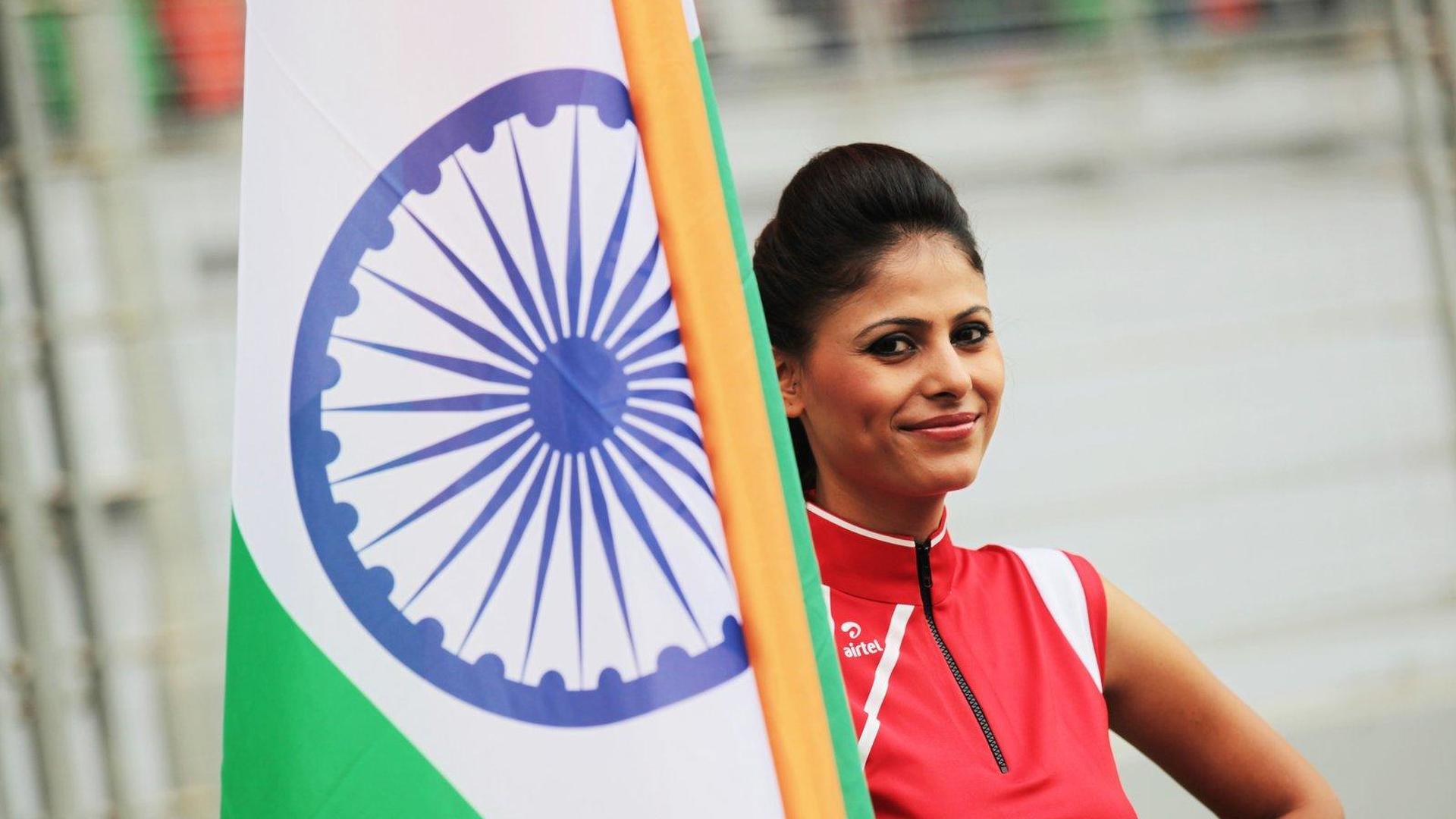 Ecclestone admits India facing F1 axe