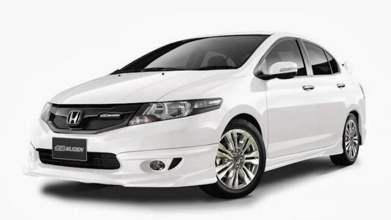 Honda City Mugen limited edition