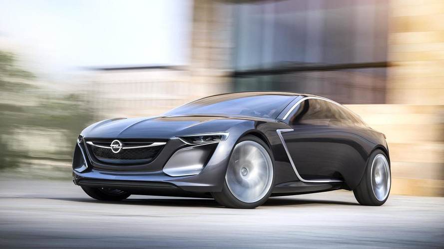 Lighter next-gen Opel Insignia to debut in 2017