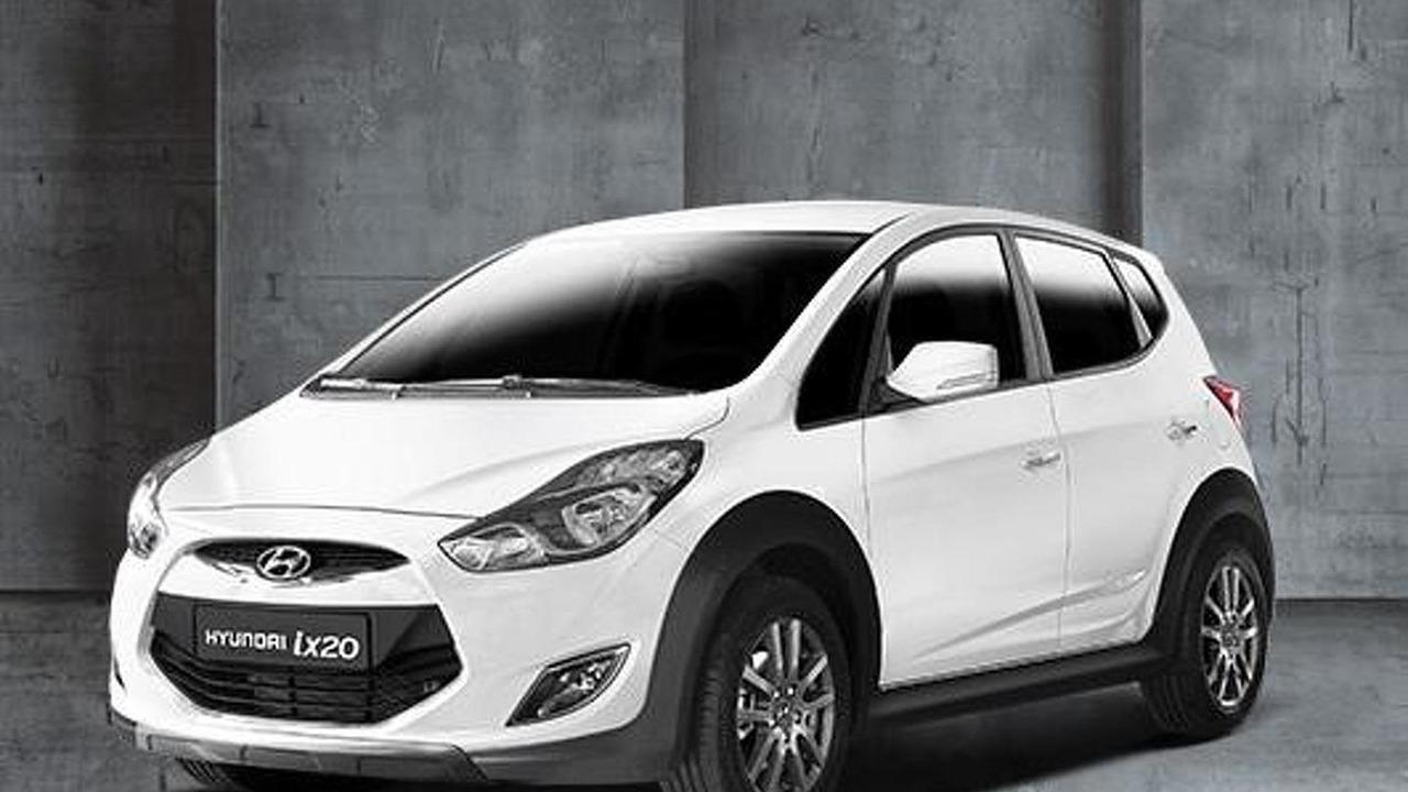 Hyundai ix20 Cross