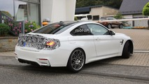 BMW M4 facelift seems to have OLED taillights