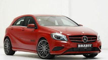 2013 Mercedes-Benz A-Class gets the Brabus treatment [video]