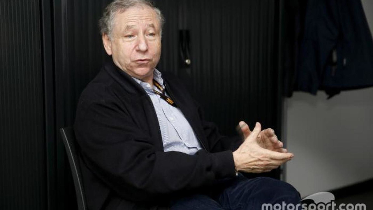 Jean Todt, FIA president, Austrian GP 2015
