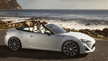 Scion says no to convertible or turbocharged FR-S