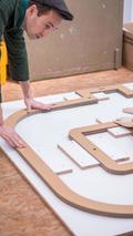 Audi Home of quattro exhibit unveiled for Design Miami/Basel
