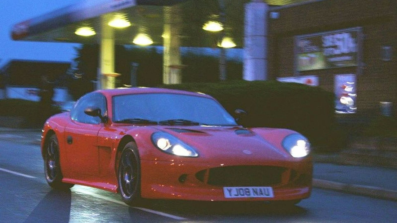 First Ginetta G50 Road in Garforth