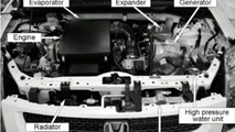 Honda Tests Advanced Hybrid System