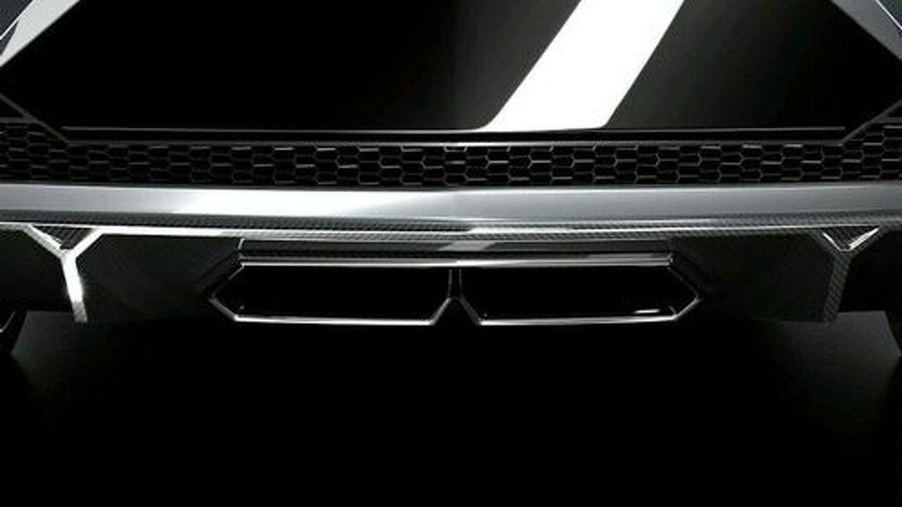Mystery Lamborghini