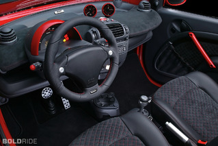 Brabus Smart Fortwo Ultimate 101