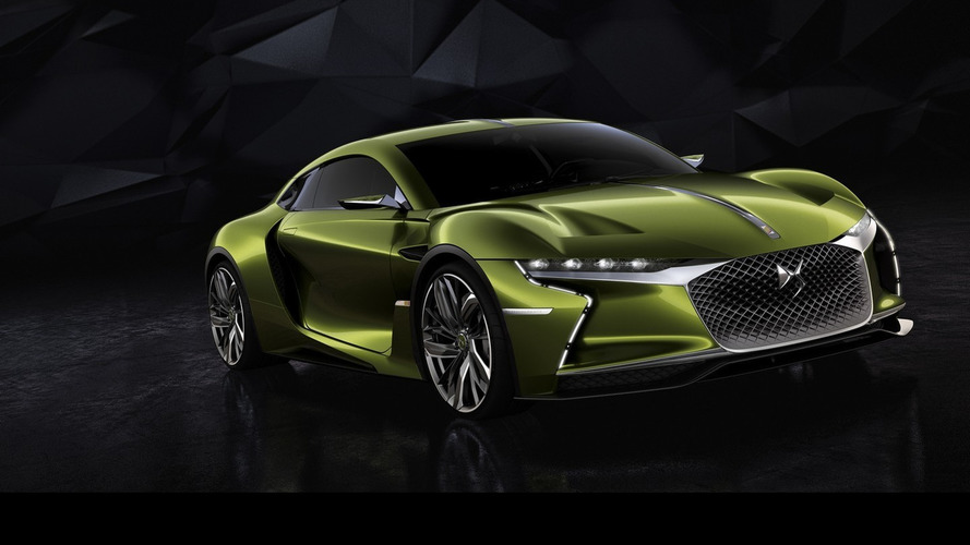 DS E-TENSE concept revealed with 402-hp electric power [video]