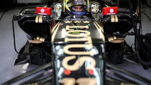 Maldonado 'refused' to sit out Friday practice