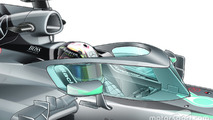 Red Bull offers canopy solution as F1 teams meet to explore Halo
