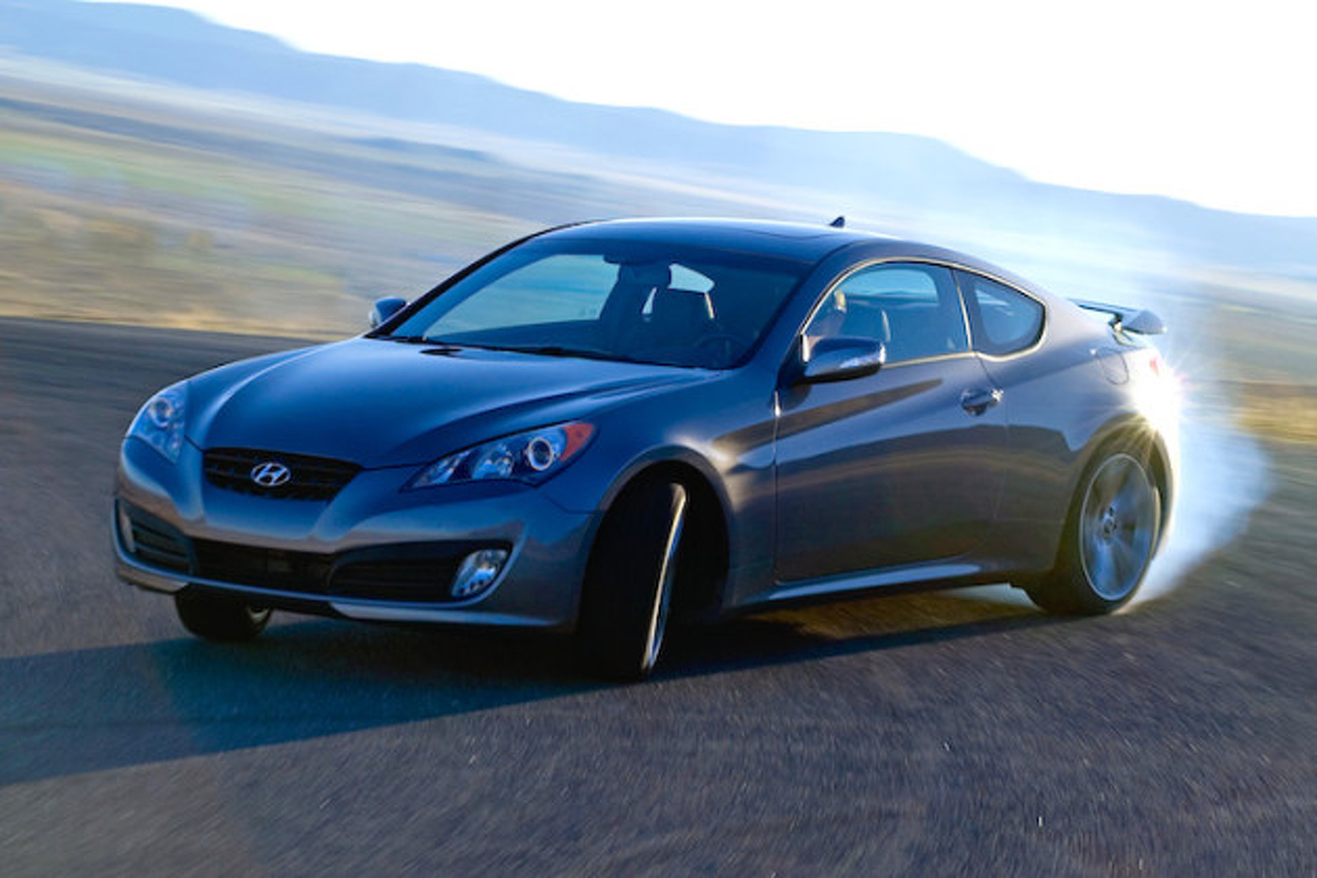 Hyundai Says No To V8-Powered Genesis Coupe, Yes to Veloster