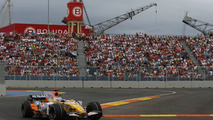Valencia thinks Alonso ban to be lifted