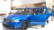 Skoda Octavia RS+ Concept At Essen
