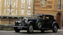Bentley 8 Liter, Sportsman Coupé, 1931,Concorso d'Eléganza Villa d'Este 2009
