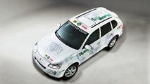 CO2ncept-10% based on Porsche Cayenne