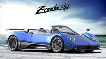 Pagani Zonda HH owner revealed