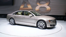 Audi A8 and Q5 Hybrids Announced for 2011