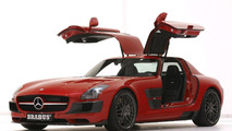 BRABUS WIDESTAR Wide Version for the Mercedes SLS