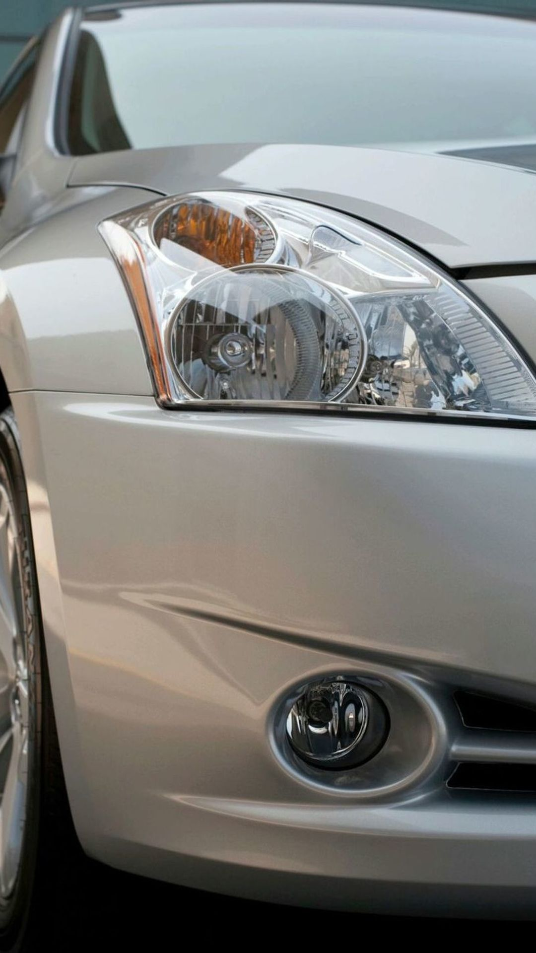 2010 Nissan Altima Teaser Photo Released